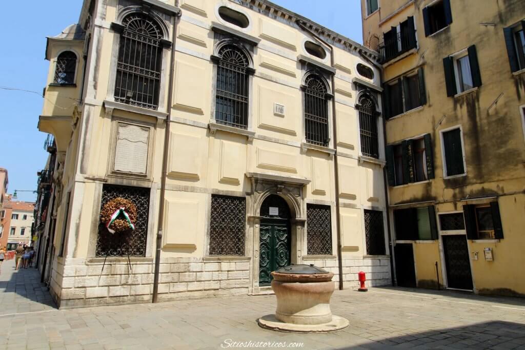 Sinagoga Guetto Venecia