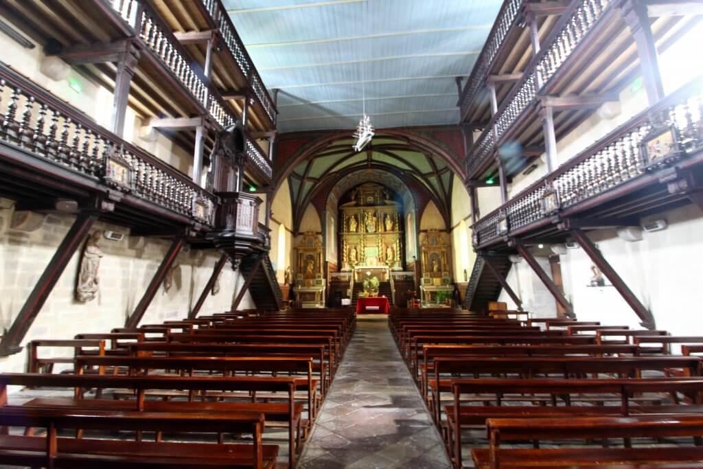 Iglesia Azkaine