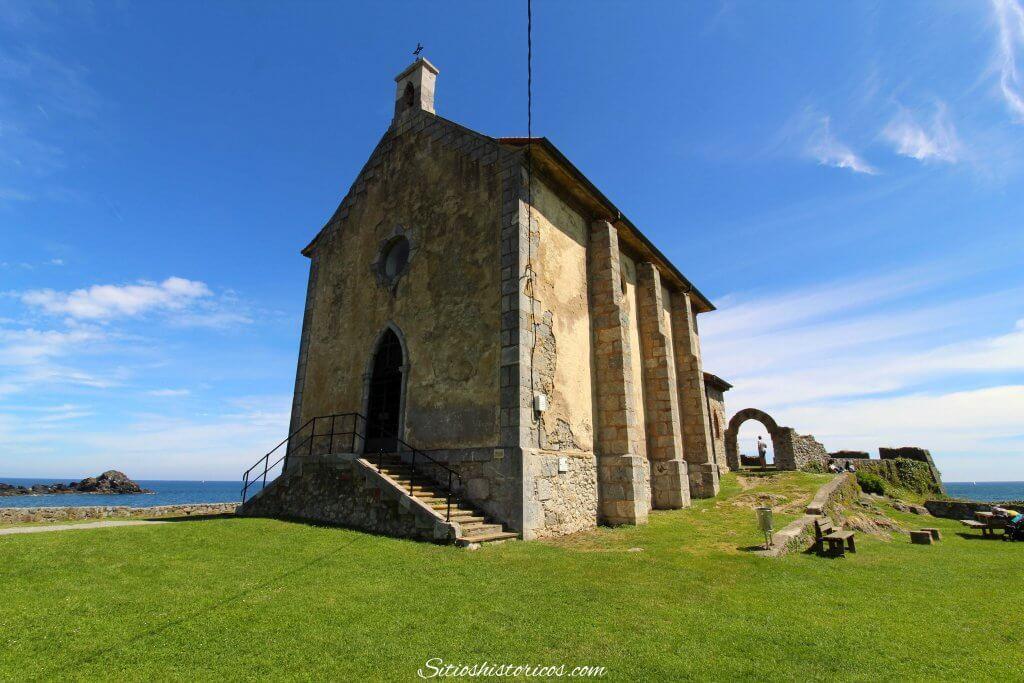 Ermita Santa Katalina Mundaka