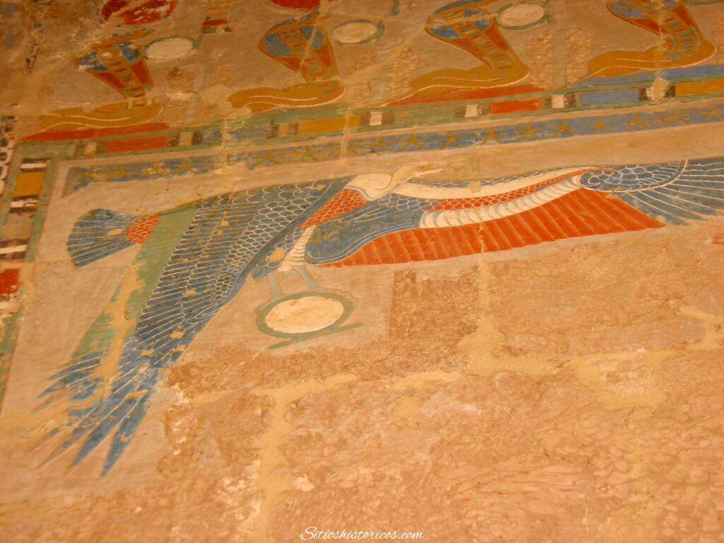 Buitre egipto