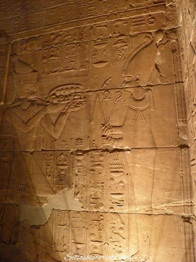 Lista dioses Egipto
