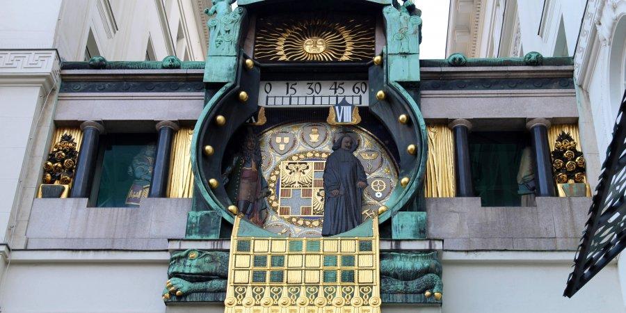 Reloj Anchor de Viena