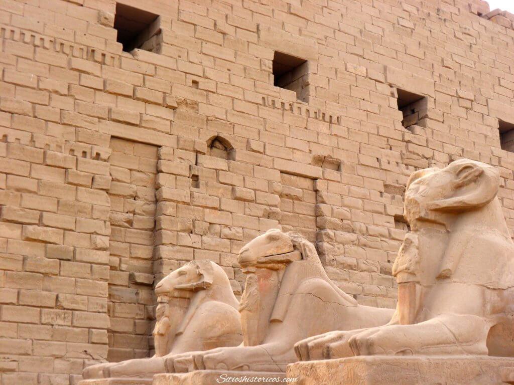 Sitios históricos Egipto