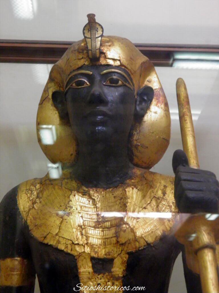 Biografía Tutankhamón