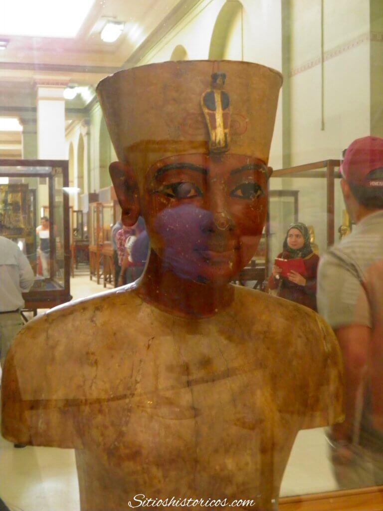 Misterio Tutankamon