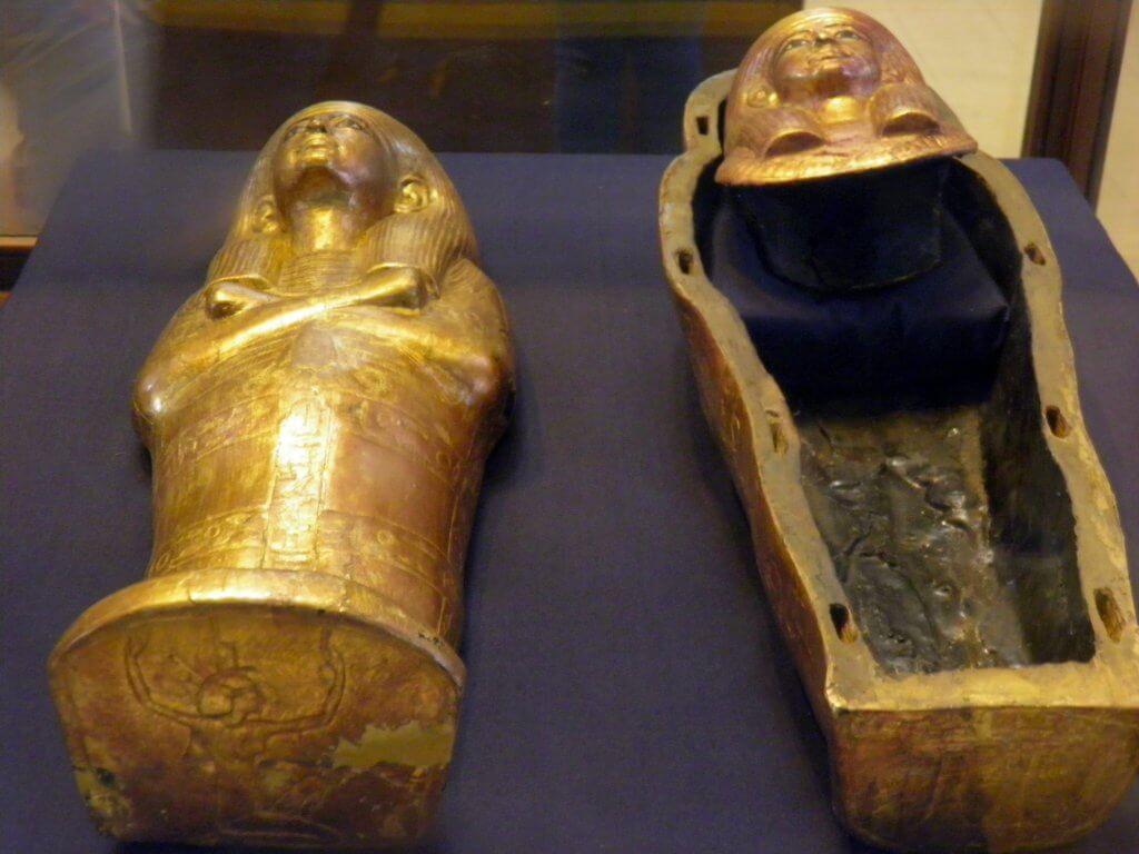 tesoro Tutankamón