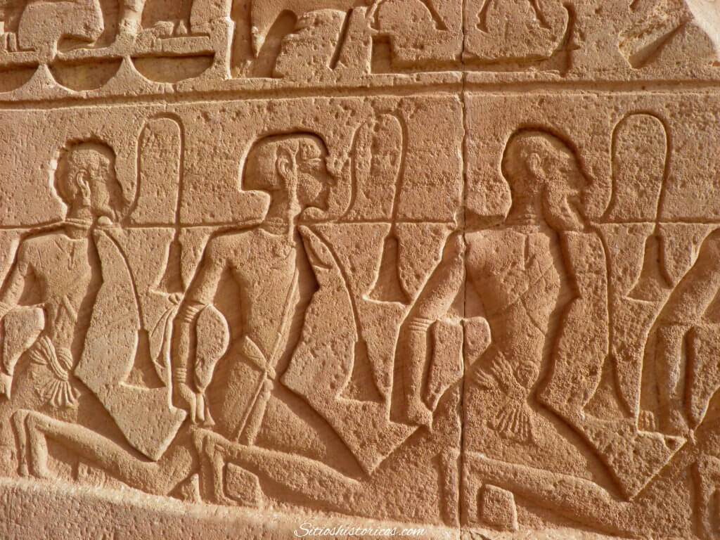 Prisioneros Antiguo Egipto