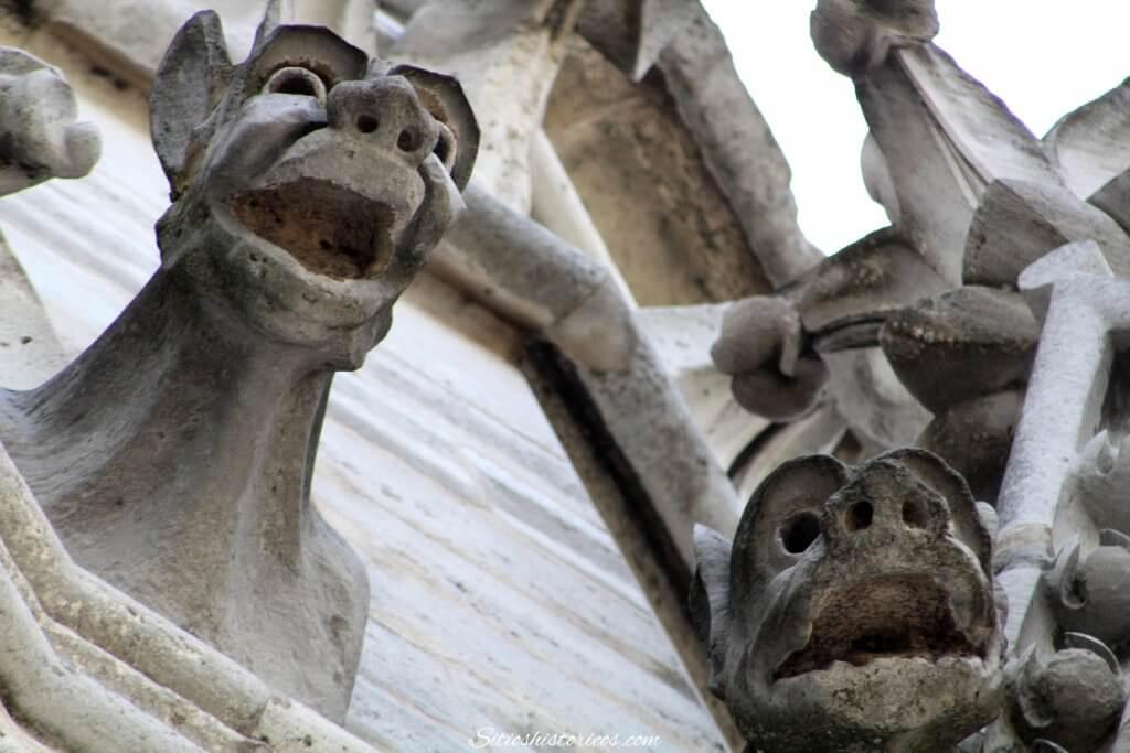 Gárgolas Notre Dame París