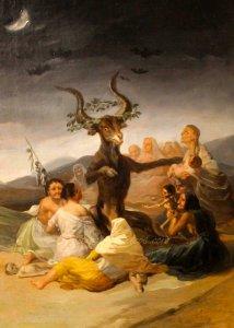 Akelarre Goya