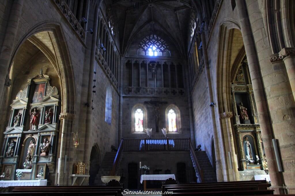 Iglesia San Salvador Getaria