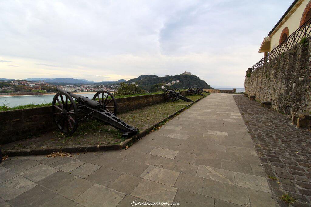 Monte Urgull Donostia
