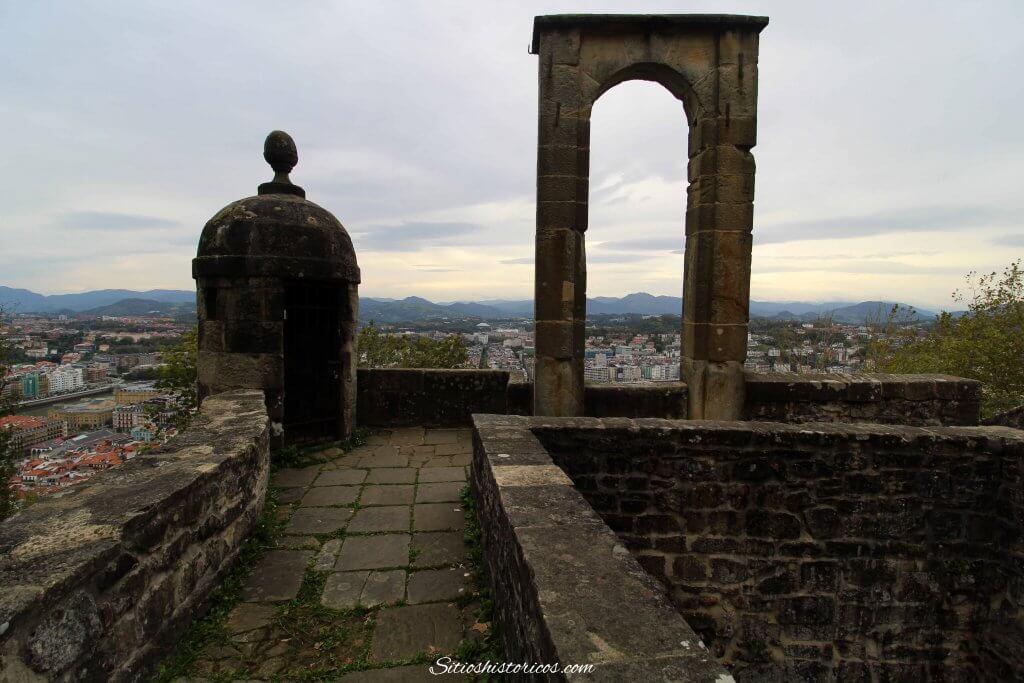 Historia castillo San Sebastián