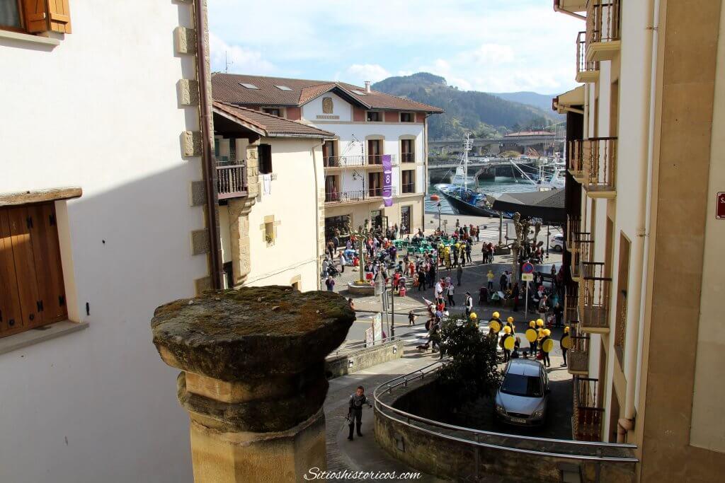 Herriko Plaza Orio