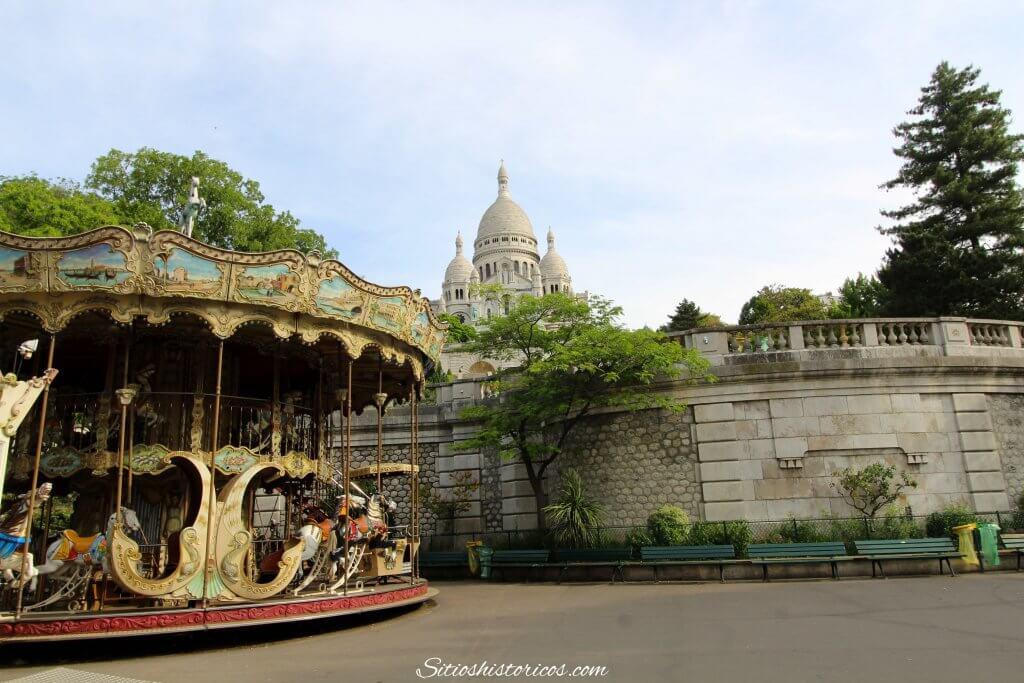 Montmartre Francia