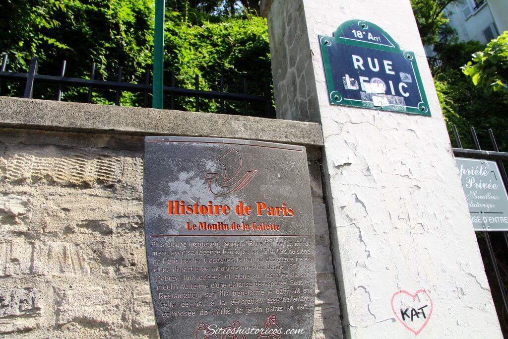 Leyenda Montmartre