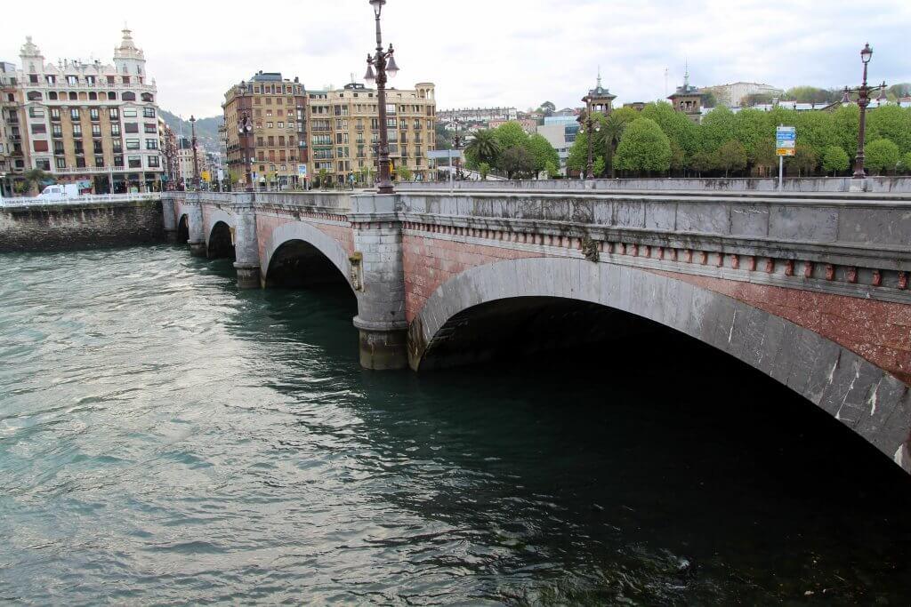 Puente Santa Catalina Donostia