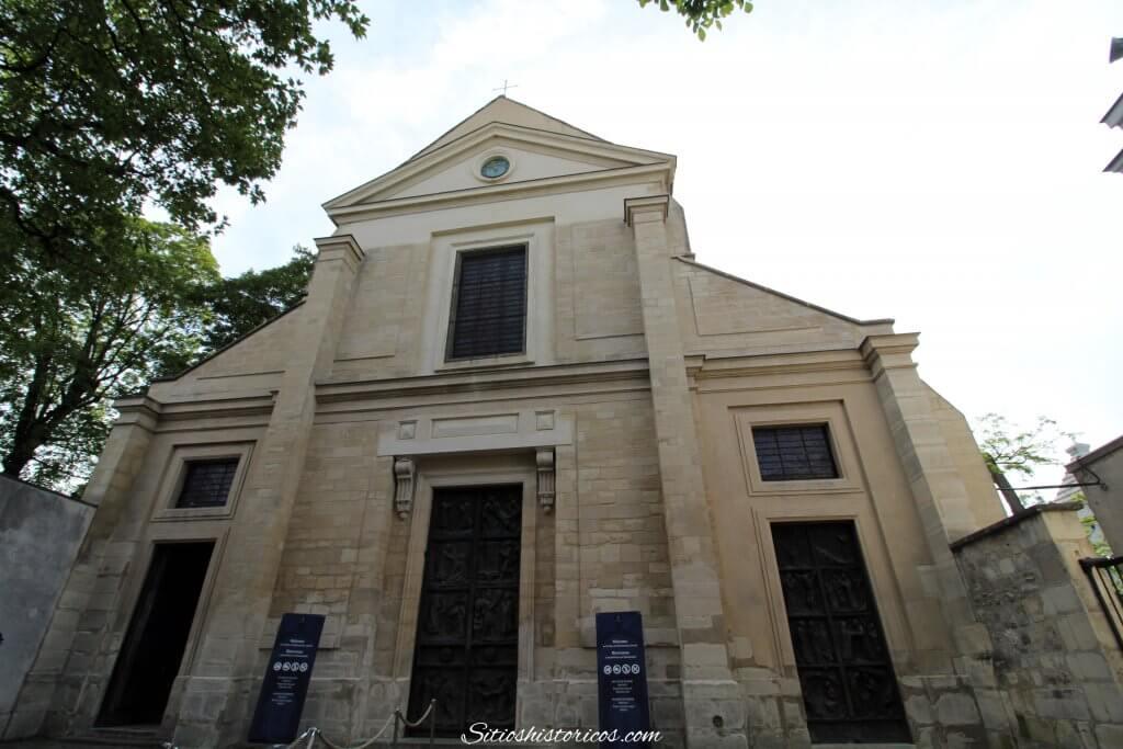 Iglesia San Pedro Montmartre