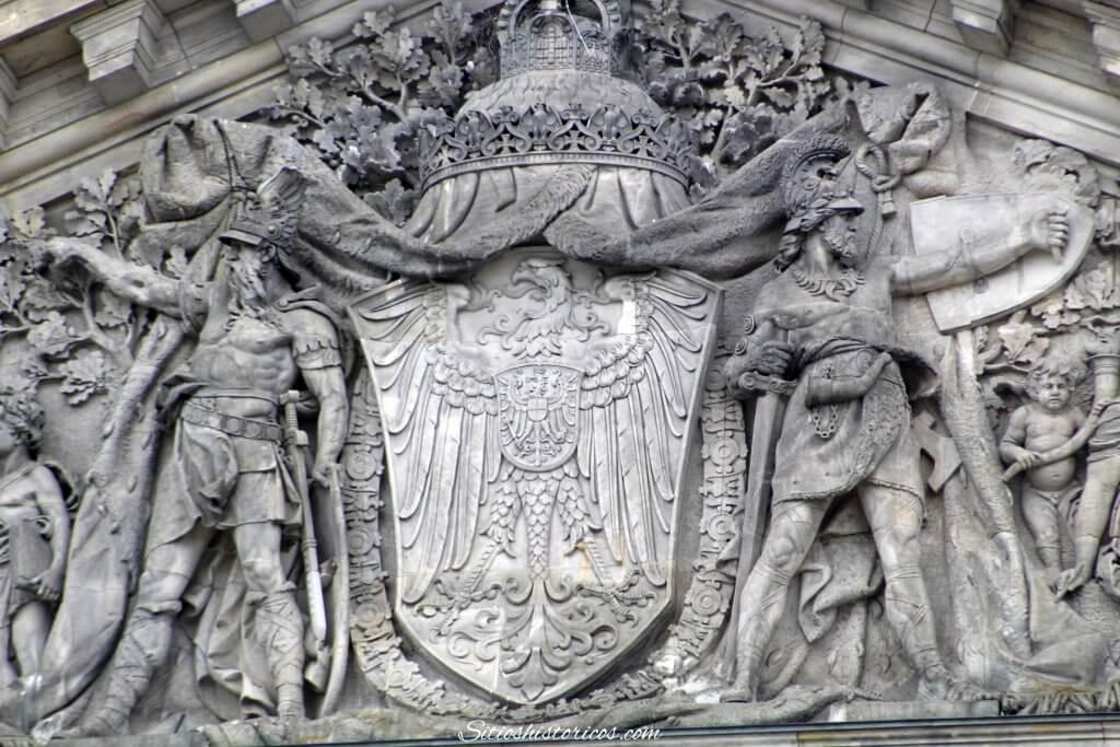 escudo imperio alemán