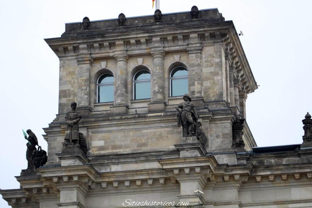 Secretos Reichstag