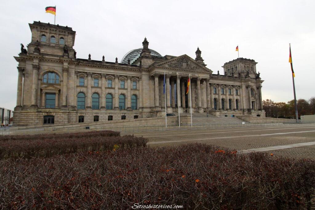 Reichstag Alemania