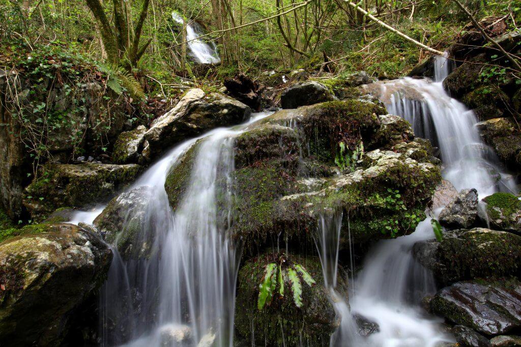 Cascada País Vasco