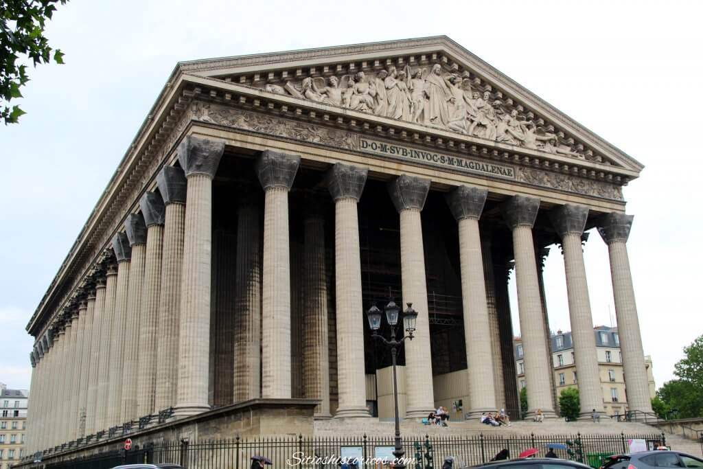 Iglesia Madeleine París