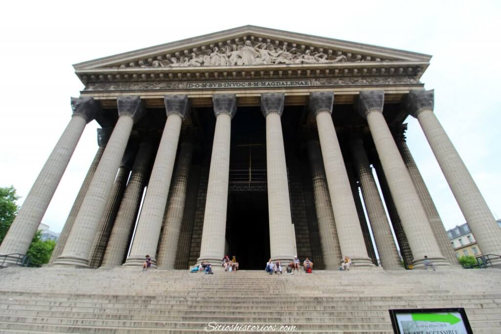 Templo griego París