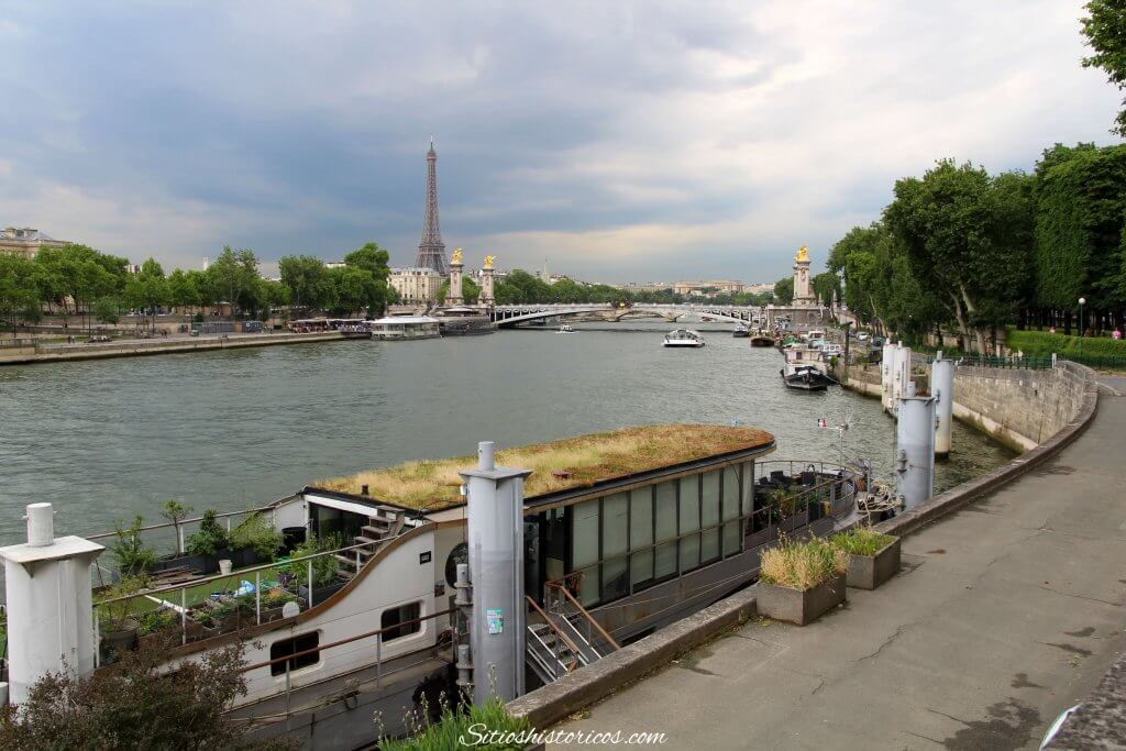 Pont Alexandre III París