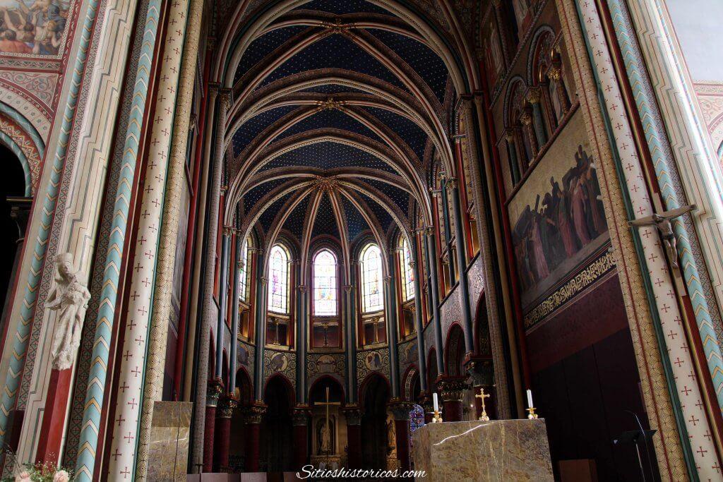 Iglesia Saint Germain París