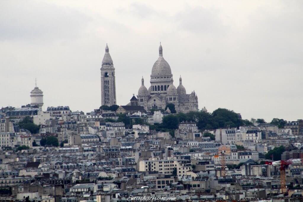 Sagrado Corazón de Jesús Montmartre