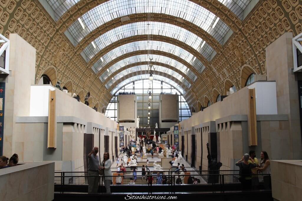 Interior Museo Orsay