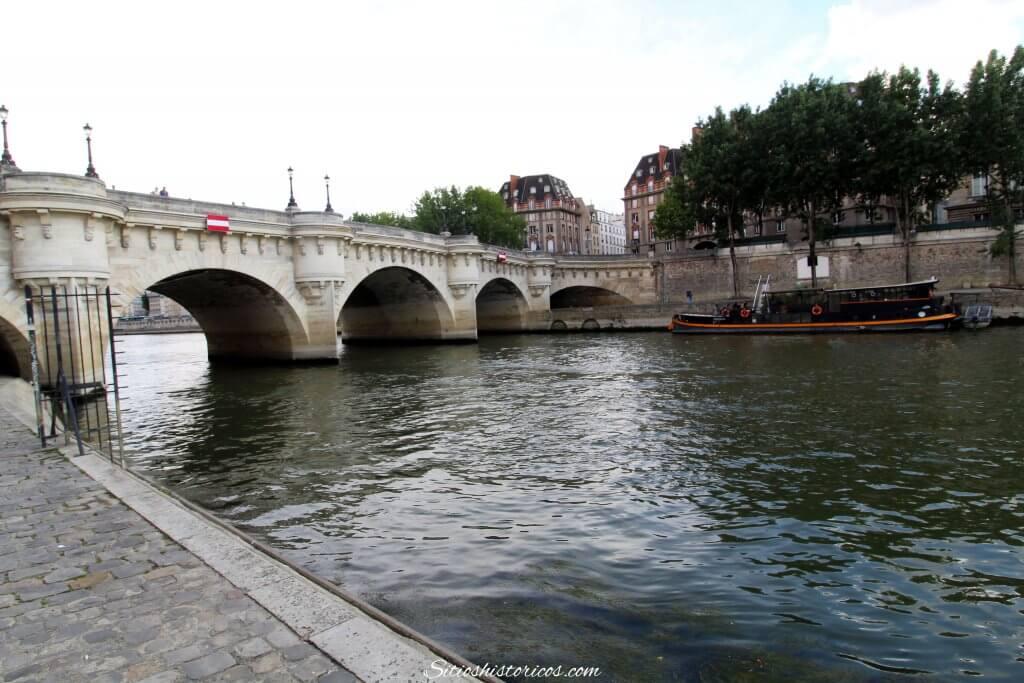 Puentes París