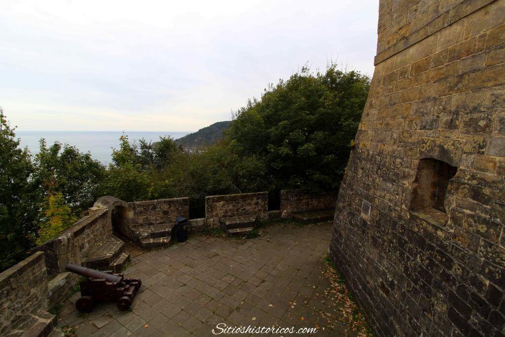 Castillo de la Mota Donostia