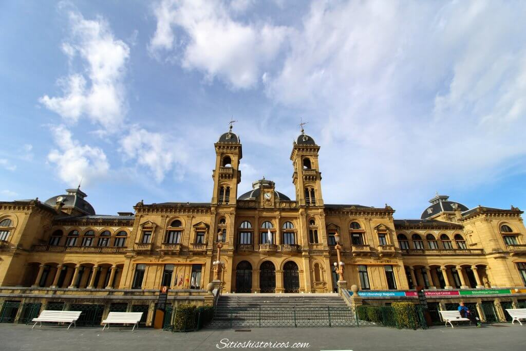Ayuntamiento Donostia