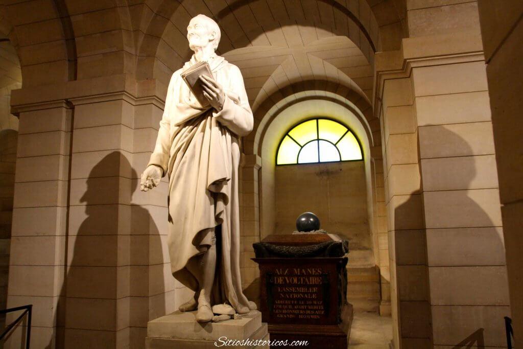 Voltaire Panteón