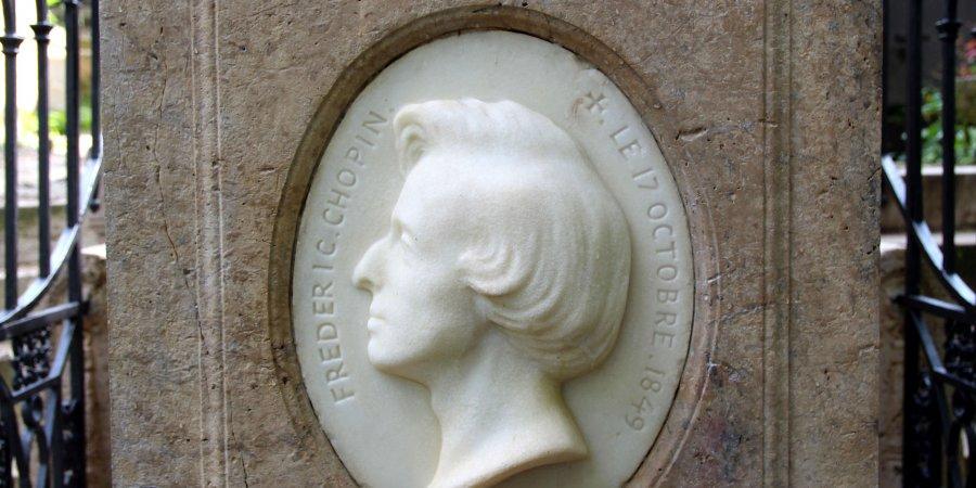 ¿Donde está enterrado Chopin?