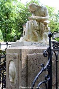 Tumba Chopin París