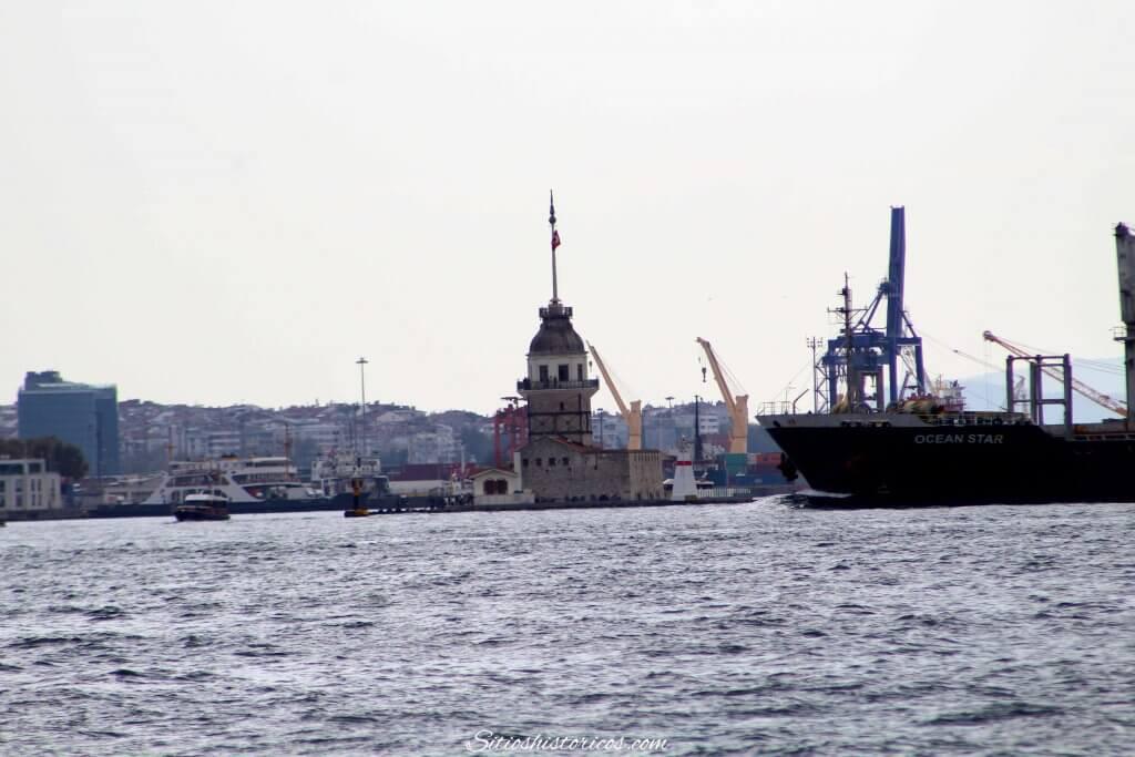 Torre de la Doncella Estanbul