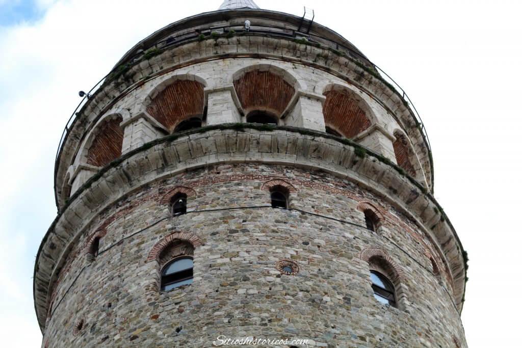Torre de Gálata historia