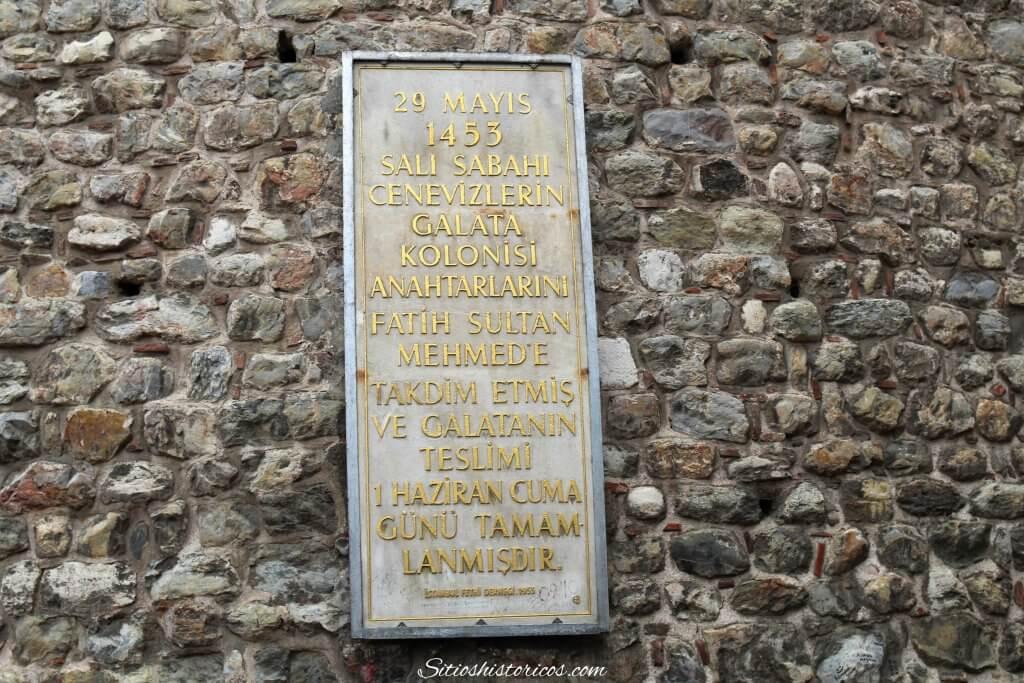 Historia Gálata Estambul