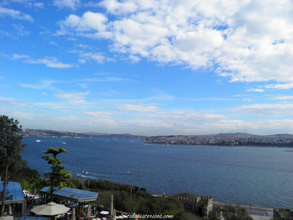 Estrecho del Bósforo Estambul