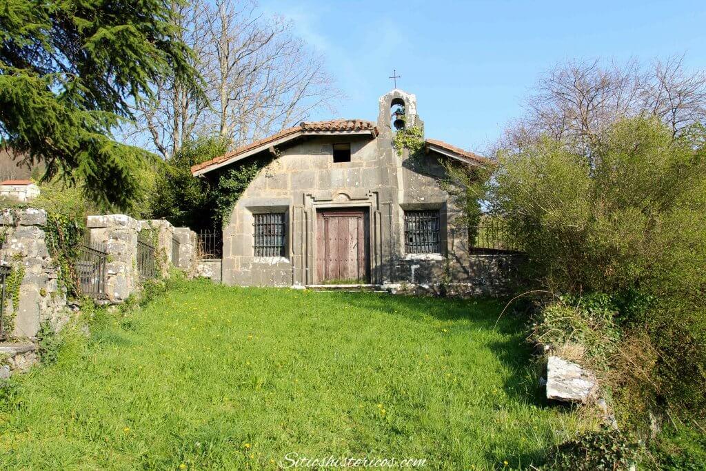 Ermita Santa Ageda Bidania-Goiatz