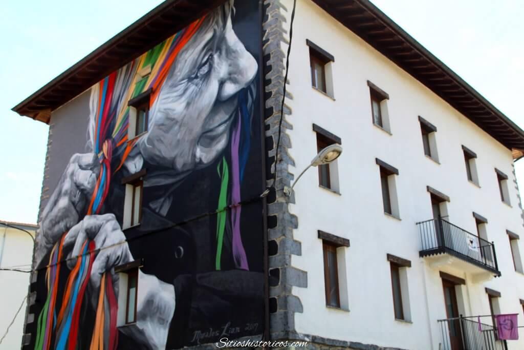 Mural Leitza