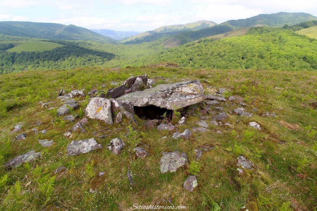 Leitza montaña