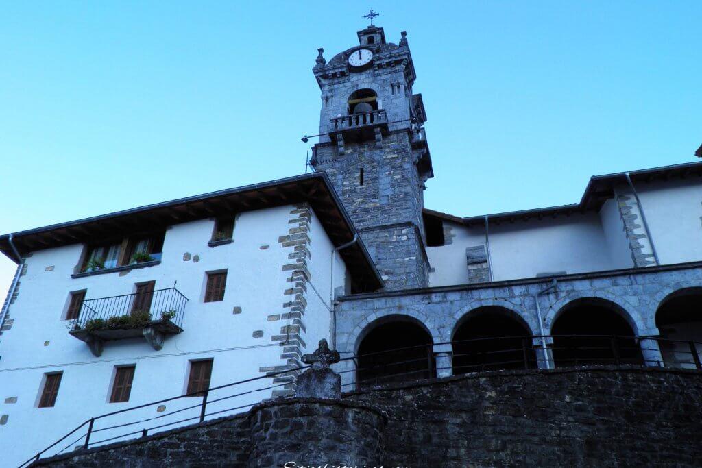 Iglesia de Areso