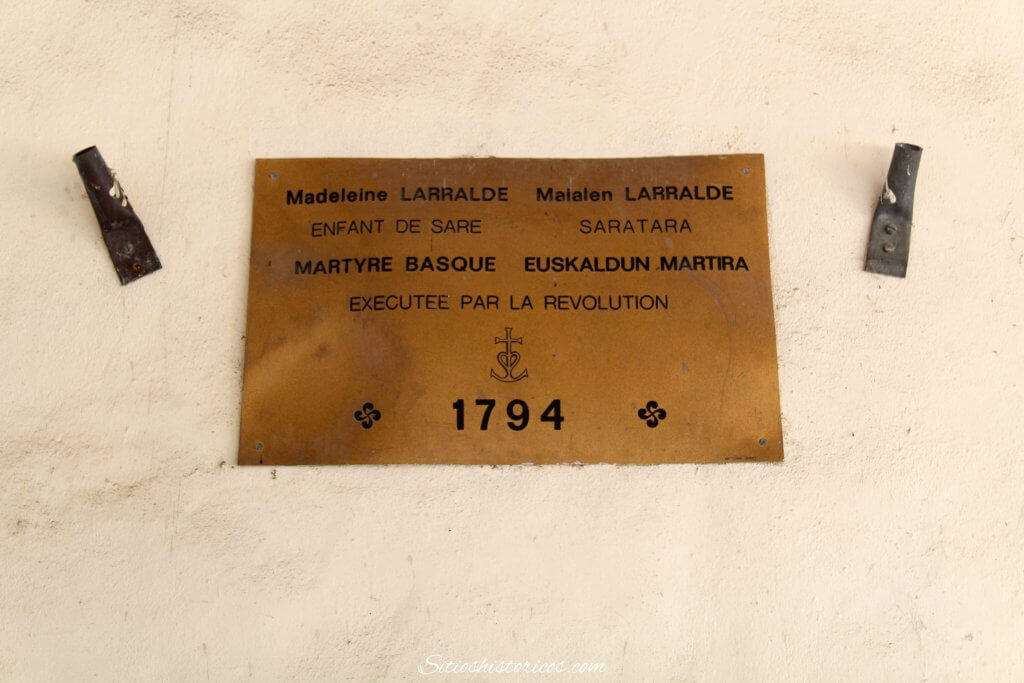 Revolución francesa Sare