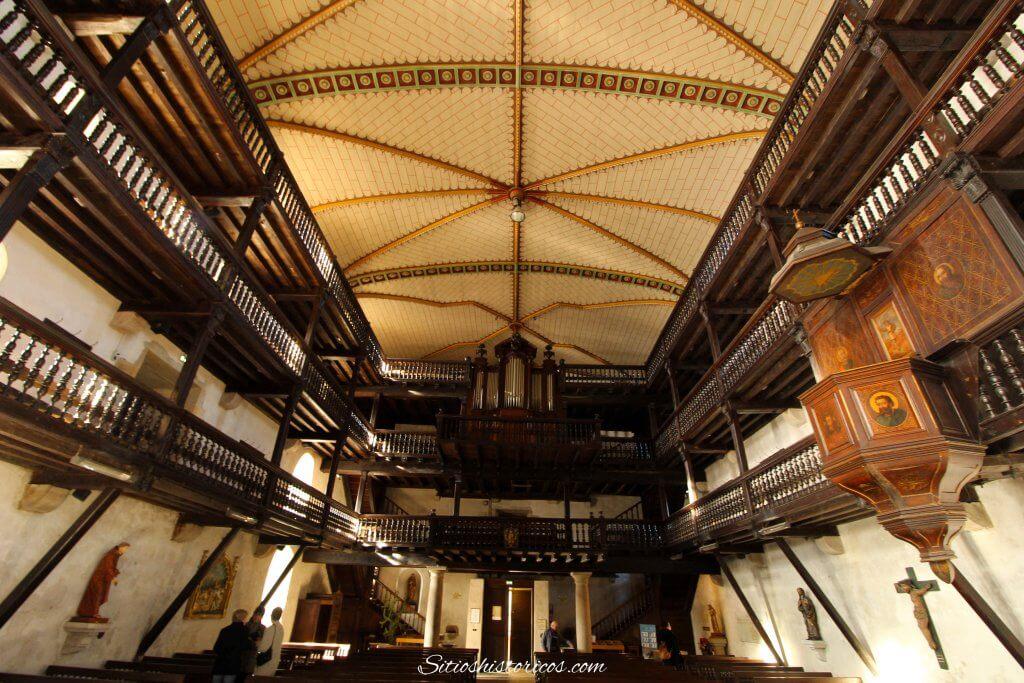 Iglesia Sare Francia