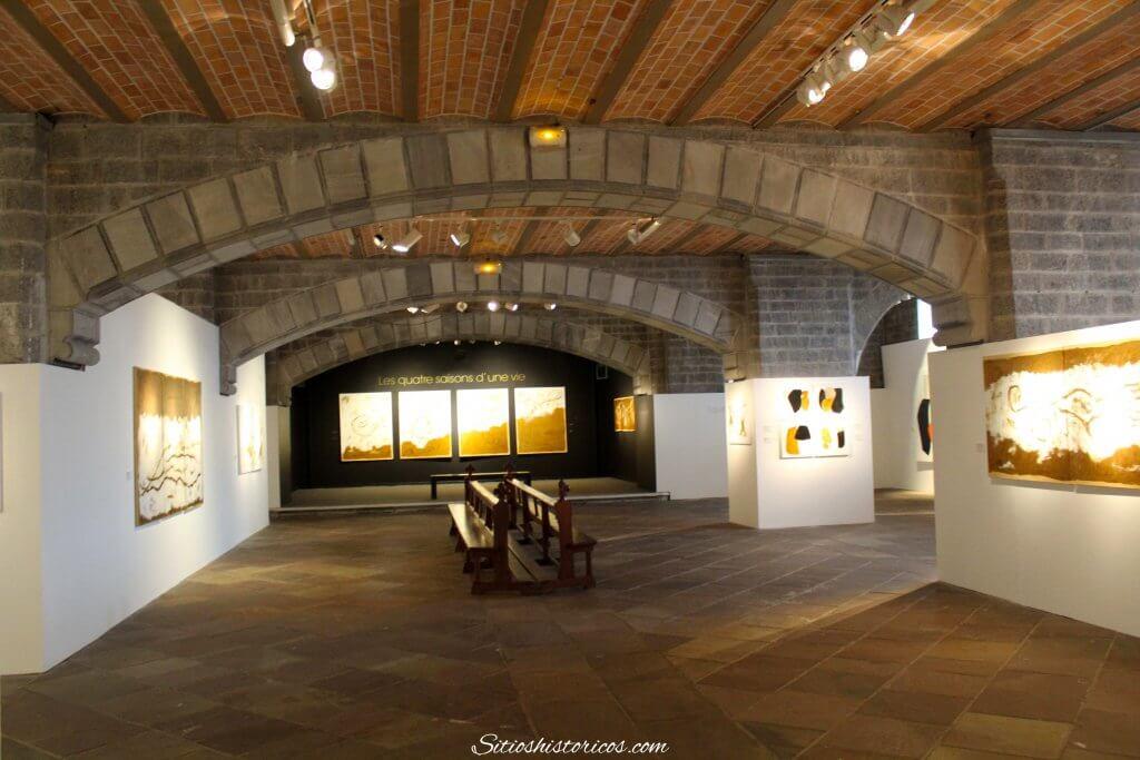 Cripta Santa Eugenia Biaritz