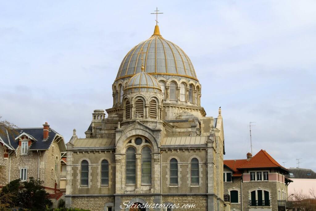 Iglesia Ortodoxa Biarritz