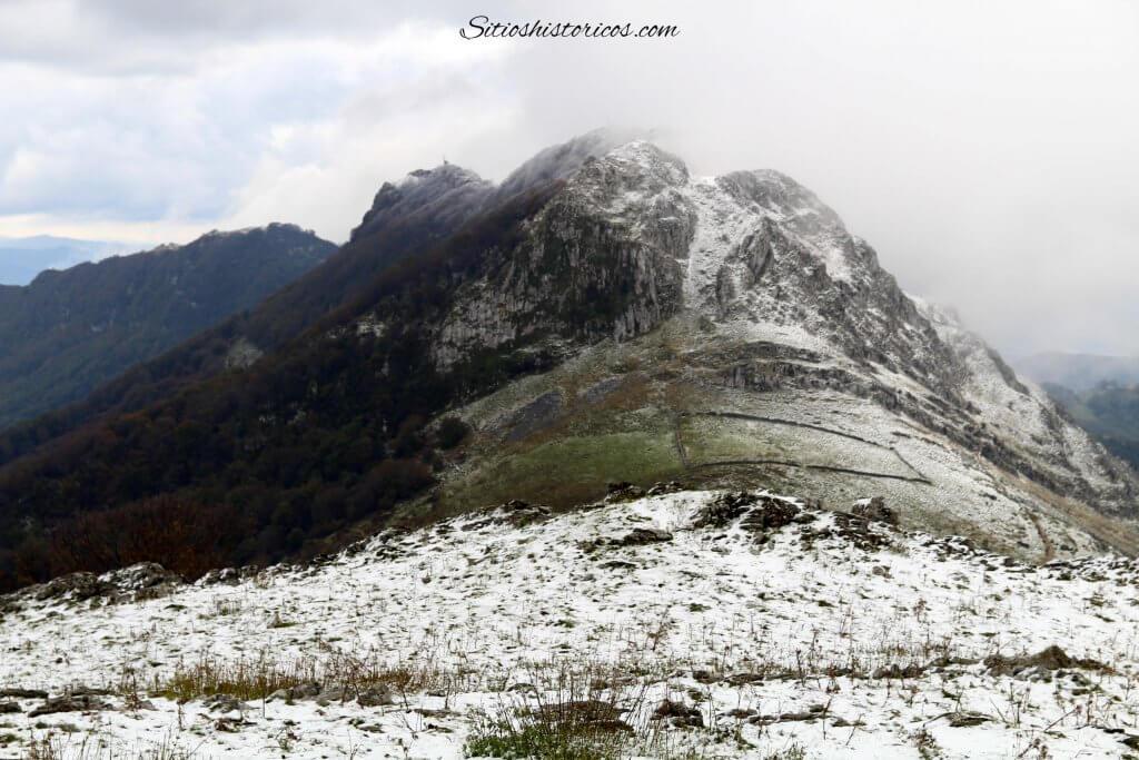 Monte Hernio Euskadi